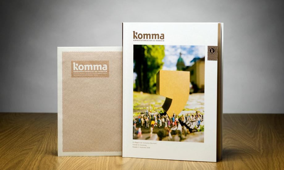komma Magazin